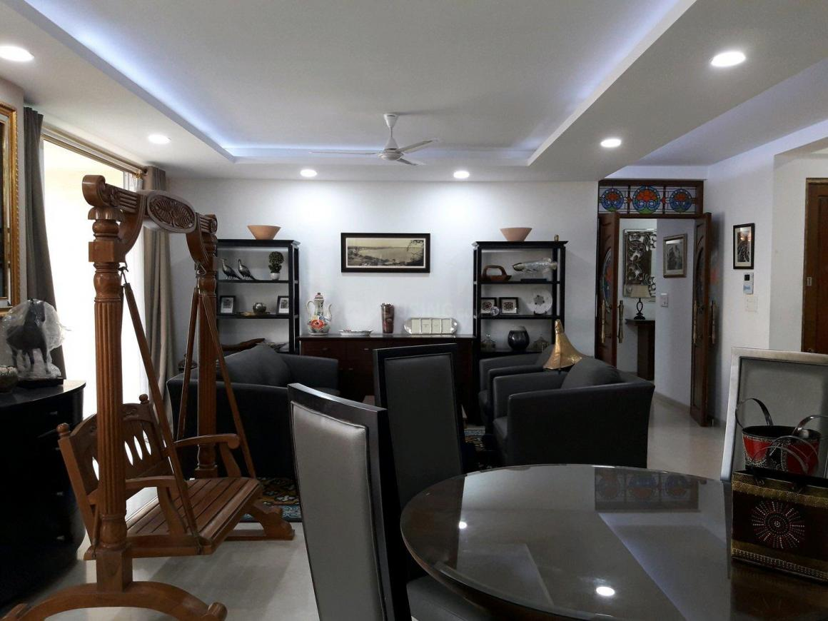 Living Room One Image of 2500 Sq.ft 5+ BHK Independent Floor for buy in Powai for 47500000