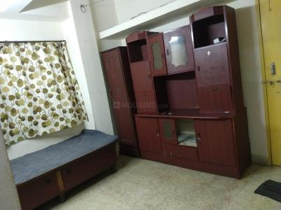 Gallery Cover Image of 450 Sq.ft 1 RK Apartment for rent in Laxmi Narayan Apartment, Guruwar Peth for 8500