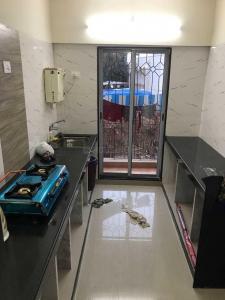Kitchen Image of Sagar City Complex in Andheri West