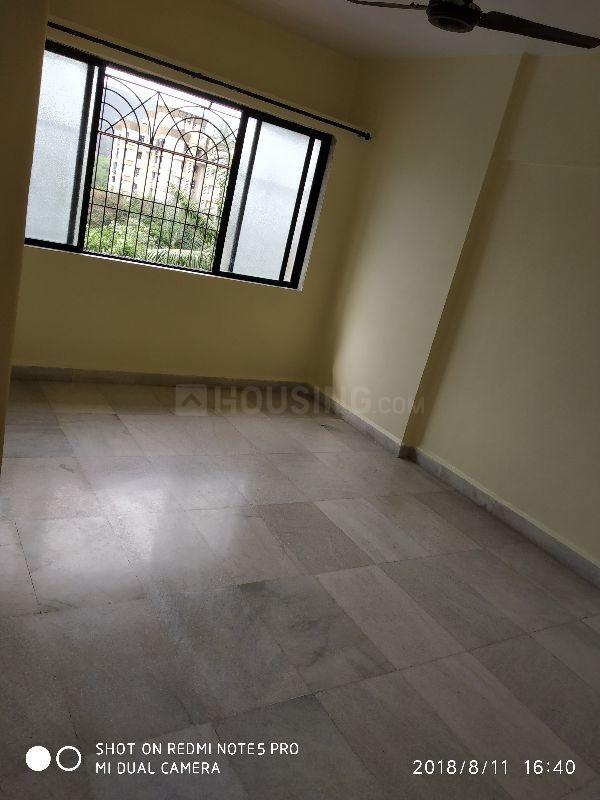 Bedroom Image of 575 Sq.ft 1 BHK Apartment for rent in Thane West for 17000