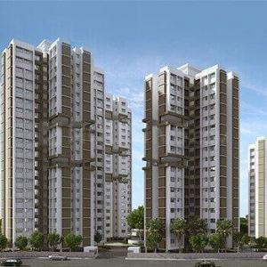 Gallery Cover Image of 575 Sq.ft 1 BHK Apartment for buy in Raunak Unnati Woods Phase 7, Kasarvadavali, Thane West for 5600000