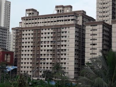 Gallery Cover Image of 350 Sq.ft 1 BHK Apartment for rent in Kanjurmarg East for 16000
