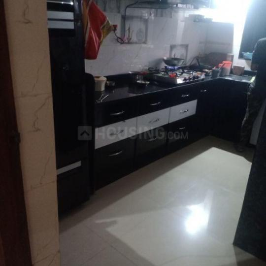 Kitchen Image of 2000 Sq.ft 4 BHK Independent House for buy in Gunjan for 7500000