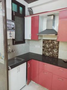 Gallery Cover Image of 850 Sq.ft 2 BHK Apartment for rent in Niti Khand for 11500