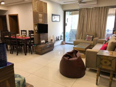 Gallery Cover Image of 1985 Sq.ft 3 BHK Apartment for rent in Bopal for 55000