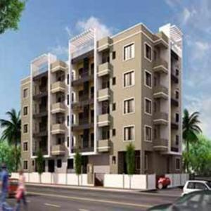Gallery Cover Image of 900 Sq.ft 3 BHK Apartment for buy in Stand Alone, Kasba for 4800000
