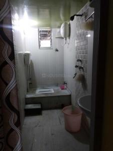 Bathroom Image of Bhawani PG (2nd Floor) in East Kolkata Township