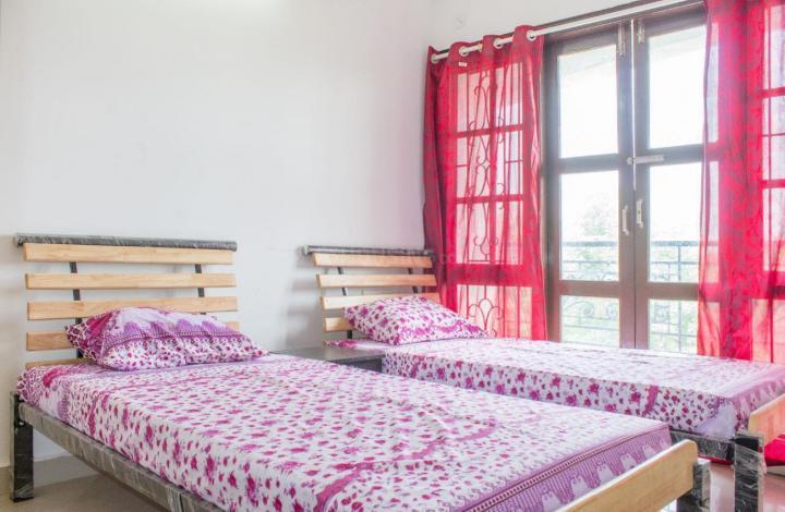 Bedroom Image of Aishwarya Sunflower Ff1 in Banaswadi