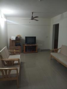 Gallery Cover Image of 1050 Sq.ft 2 BHK Apartment for rent in Wakad for 18000