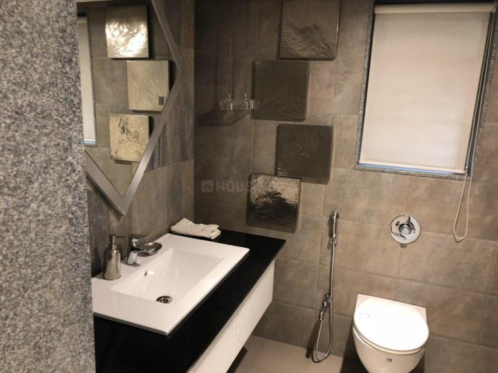 Common Bathroom Image of 1535 Sq.ft 3 BHK Apartment for rent in Wadgaon Sheri for 36000