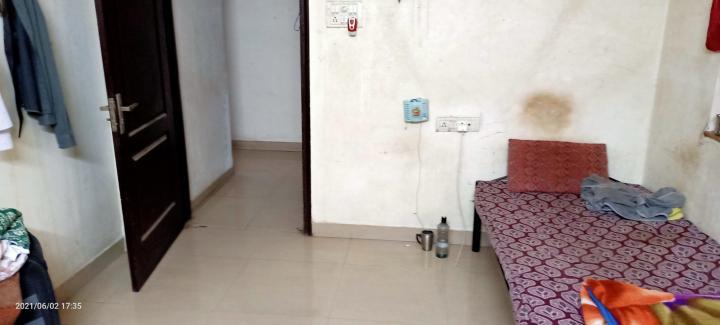 Bedroom Image of Single Room in Pimple Nilakh