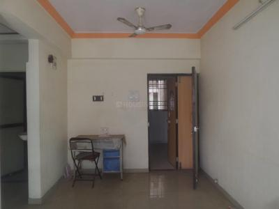 Gallery Cover Image of 650 Sq.ft 1 BHK Apartment for rent in Moreshwar Dham, Kamothe for 9000