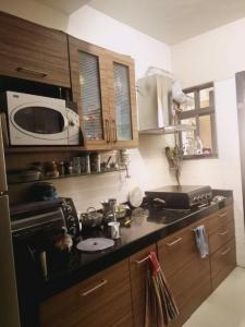 Gallery Cover Image of 650 Sq.ft 1 BHK Apartment for rent in GK Rose Icon, Pimple Saudagar for 15500