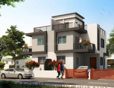 Gallery Cover Image of 1321 Sq.ft 3 BHK Apartment for buy in Wagholi for 4800000