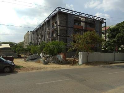 Gallery Cover Image of 760 Sq.ft 1 BHK Apartment for buy in Inner Orchard in bloom, Harlur for 5600000