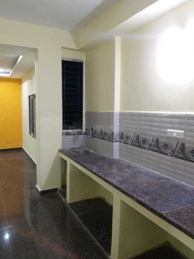 Kitchen Image of 900 Sq.ft 1 BHK Apartment for buy in Golconda Fort for 2500000
