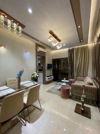 Hall Image of 630 Sq.ft 1 BHK Apartment for buy in Evershine Amavi 303 Phase 1, Virar West for 3699000
