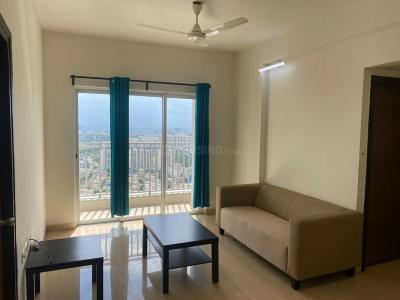 Gallery Cover Image of 1200 Sq.ft 2 BHK Apartment for rent in Lodha Meridian, Kukatpally for 37000