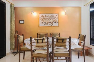 Dining Room Image of PG 4643712 Borivali West in Borivali West
