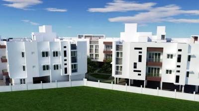 Gallery Cover Image of 571 Sq.ft 1 BHK Apartment for buy in Pozhichalur for 2600000