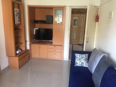 Gallery Cover Image of 660 Sq.ft 1 BHK Apartment for rent in Mira Road East for 13500