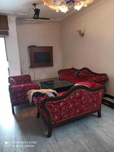 Living Room Image of Girls PG in Greater Kailash I