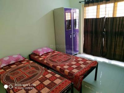 Bedroom Image of Lokesh Luxury PG in Dehu