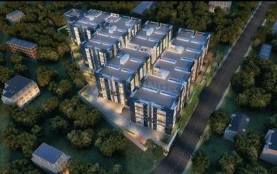 Gallery Cover Image of 1540 Sq.ft 3 BHK Apartment for buy in Mahaveer Palm Grove, Begumpet for 10600000