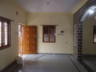 Gallery Cover Image of 950 Sq.ft 2 BHK Independent Floor for rent in Bhyraveshwara Nagar for 15000