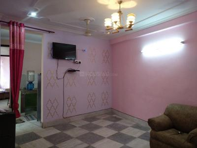 Living Room Image of Sai PG in Chhattarpur
