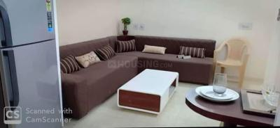 Gallery Cover Image of 520 Sq.ft 1 BHK Apartment for rent in Auric City Homes, Sector 82 for 5000