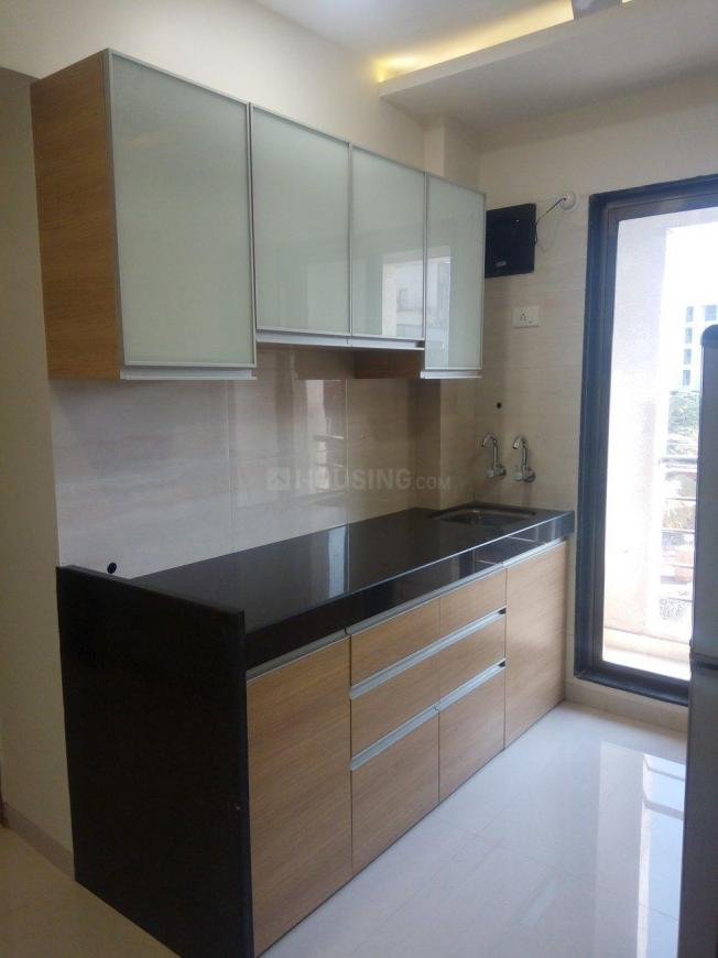 Kitchen Image of 880 Sq.ft 2 BHK Apartment for buy in Tembhode for 3124000