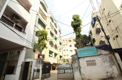 Project Images Image of Green Avenue Apartment in Masab Tank