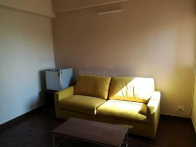 Gallery Cover Image of 450 Sq.ft 1 BHK Apartment for rent in Sector 137 for 16000