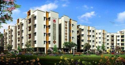 Gallery Cover Image of 920 Sq.ft 2 BHK Apartment for buy in KG Good Fortune, Perumbakkam for 3634000