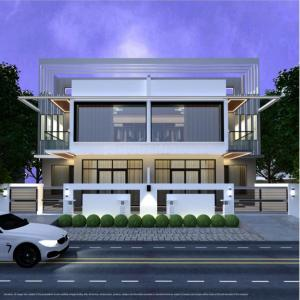 Gallery Cover Image of 1350 Sq.ft 4 BHK Apartment for buy in Sangwan Heights, Raj Nagar Extension for 18700000