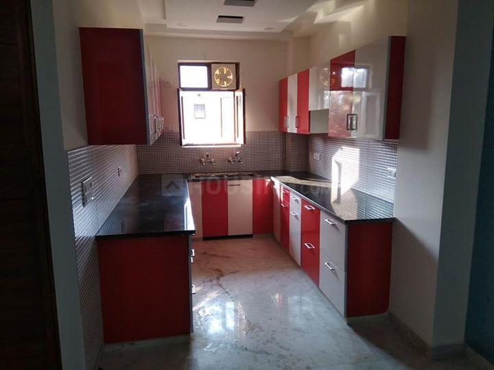 सेक्टर 22 में होम स्टे होम्स पीजी के किचन की तस्वीर