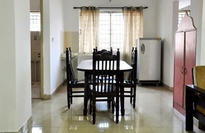 Dining Room Image of 301-sri Sri Manor in C V Raman Nagar