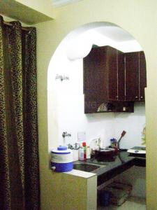Kitchen Image of Agrwal PG in Chhattarpur