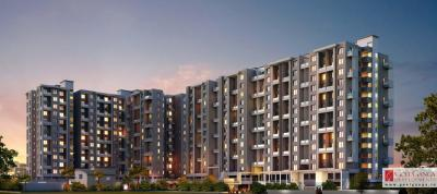 Gallery Cover Image of 1066 Sq.ft 2 BHK Apartment for buy in Ganga Amber, Tathawade for 6200000