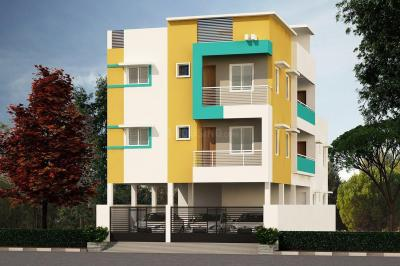 Gallery Cover Image of 730 Sq.ft 2 BHK Apartment for buy in Nanmangalam for 2920000