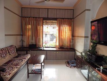 Gallery Cover Image of 770 Sq.ft 2 BHK Apartment for rent in Brindavan Society, Thane West for 17000