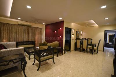 Gallery Cover Image of 1750 Sq.ft 3 BHK Apartment for rent in Kharghar for 40000
