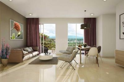 Gallery Cover Image of 1667 Sq.ft 3 BHK Apartment for buy in Ganga Legends County, Bavdhan for 13500000