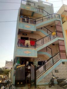 Gallery Cover Image of 600 Sq.ft 2 BHK Independent Floor for rent in Begur for 8500