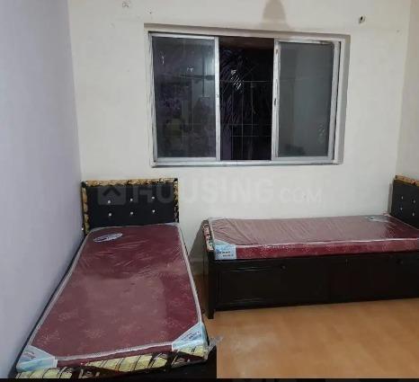 ठाणे वेस्ट में धीरज पेइंग गेस्ट में बेडरूम की तस्वीर
