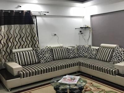 Gallery Cover Image of 980 Sq.ft 1 BHK Apartment for rent in Mundhwa for 20000