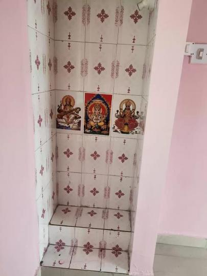 Pooja Room Image of 600 Sq.ft 1 BHK Independent House for rent in Chandra Layout Extension for 8000