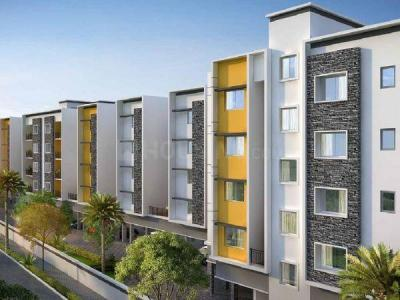 Gallery Cover Image of 1352 Sq.ft 3 BHK Apartment for buy in Casagrand Woodside, Kolapakkam for 7909200