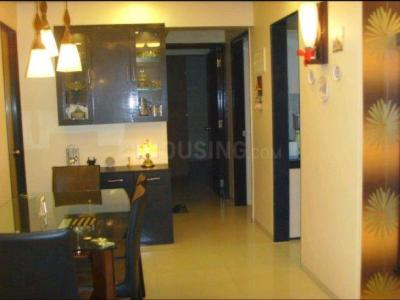 Gallery Cover Image of 1150 Sq.ft 2 BHK Apartment for rent in Bhoomi Arkade, Kandivali East for 45000